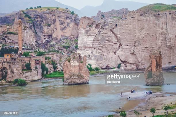 古代都市 Hasankeyf