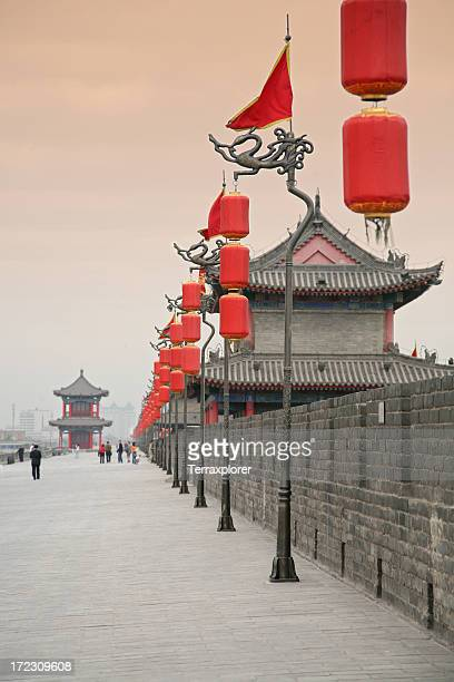 Ancient City Wall, Xi'an