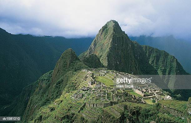 Ancient Civilisation of Macchu Picchu, Peru, Latin America