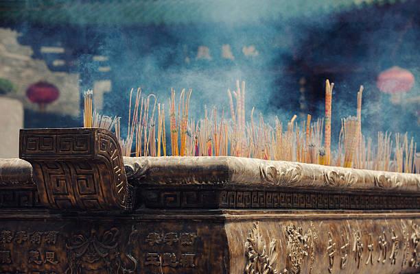 Ancient Dafo Buddhist Temple, Guangzhou, China