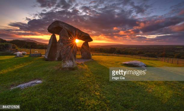 Ancient dolmen