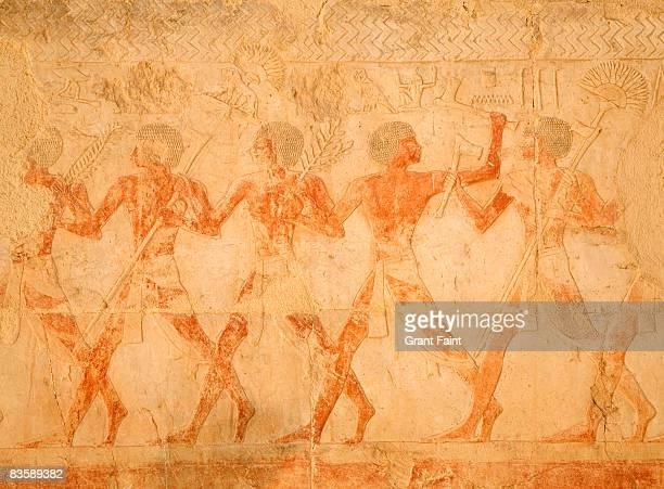 ancient egypt ruins of stone - nationaal monument beroemde plaats stockfoto's en -beelden
