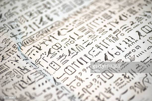 ancient egypt signs - Hyroglyphen