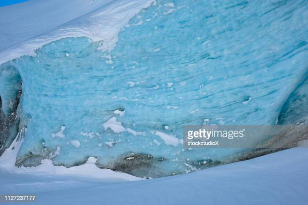 ancient glacier - garibaldi park stock pictures, royalty-free photos & images
