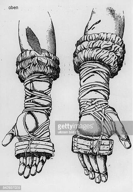 Ancient Greece Depiction of ancient Greek boxing gloves undated