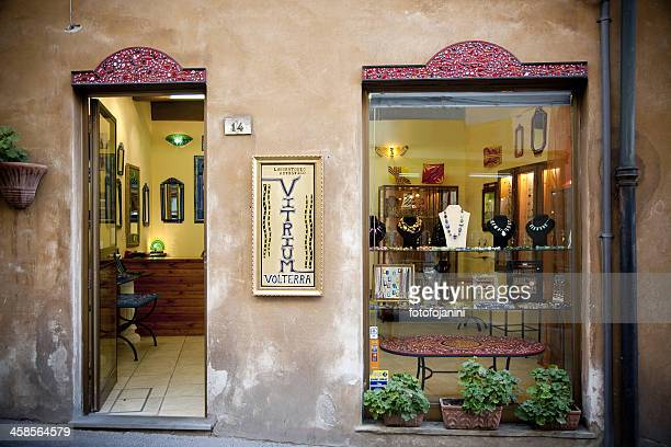 negozio di gioielli antica - fotofojanini foto e immagini stock
