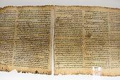Ancient Jewish scrolls