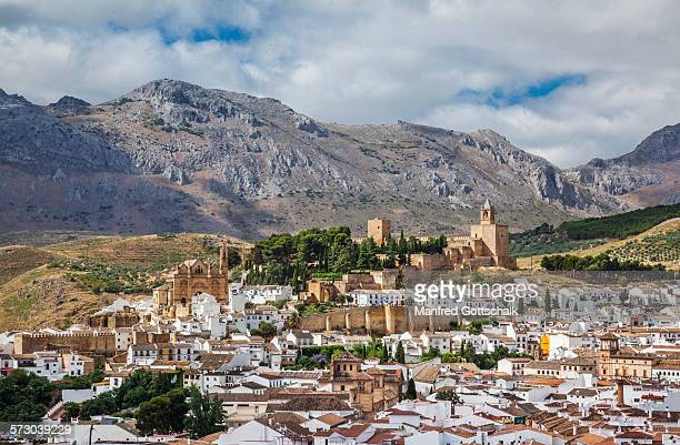 Ancient Municipality of Antequera Anlalusia