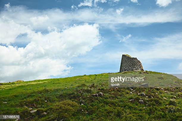 Ancient Nuraghe on Sardinia