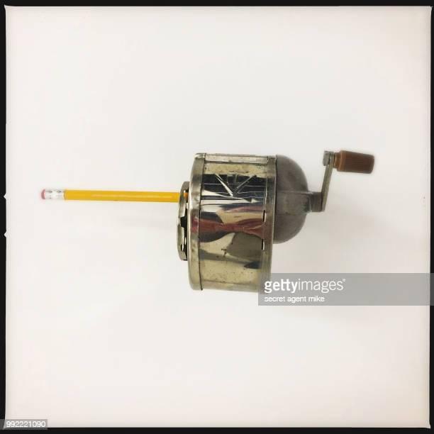 ancient pencil sharpener