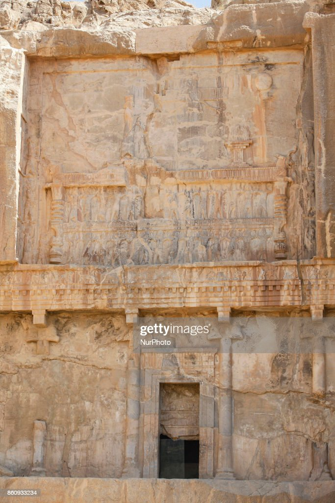 Ancient Persepolis A Capital Of The Achaemenid Empire 550 330 Bc News Photo Getty Images