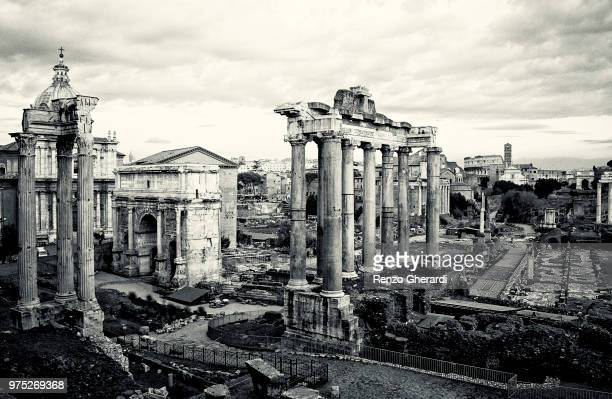 ancient rome - renzo gherardi stock photos and pictures