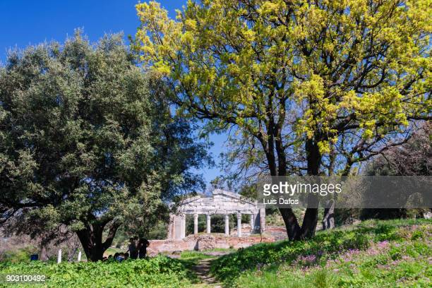 Ancient ruins of Apollonia
