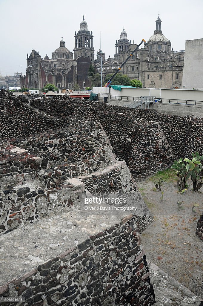 Tenochtitlan  |Tenochtitlan Ruins