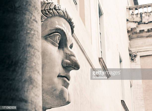 Ancient statue, Rome