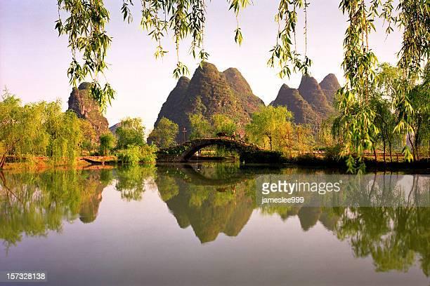 Historische stone Brücke