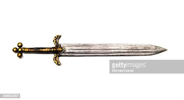 ancient sword - sword stock pictures, royalty-free photos & images