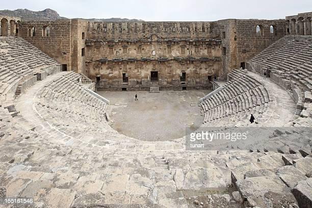 Ancient Theater of Aspendos, Turkey