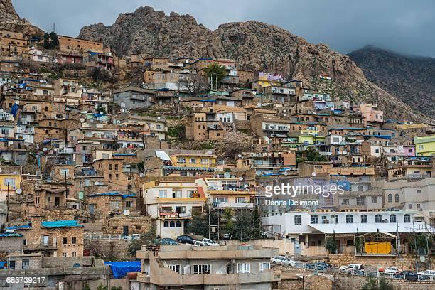 Ancient town, Akre, Kurdistan, Iraq