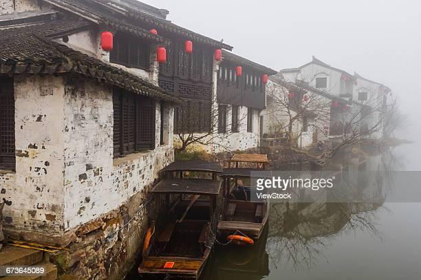 Ancient town, Wuxi, Jiangsu Province, China