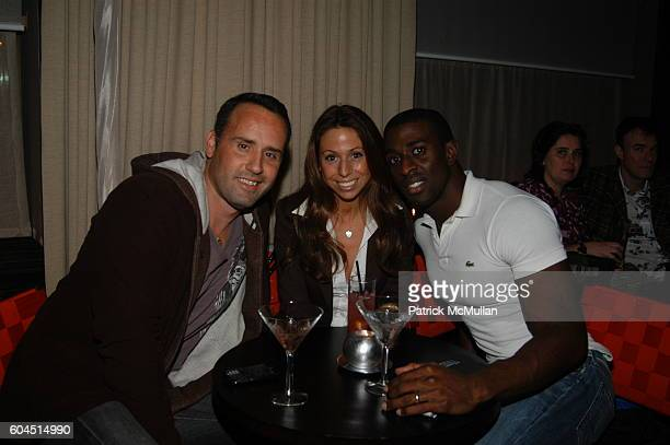 and attend SVEDKA VODKA Presents the Erotica Reading Series with Candace Bushnell Jay McInerney at Gramercy Park Hotel on November 28 2006 in New...
