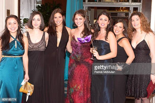 and attend The Jewish Museum's Masked Ball in Celebration of Purim at Waldorf Astoria on February 27 2007 in New York City
