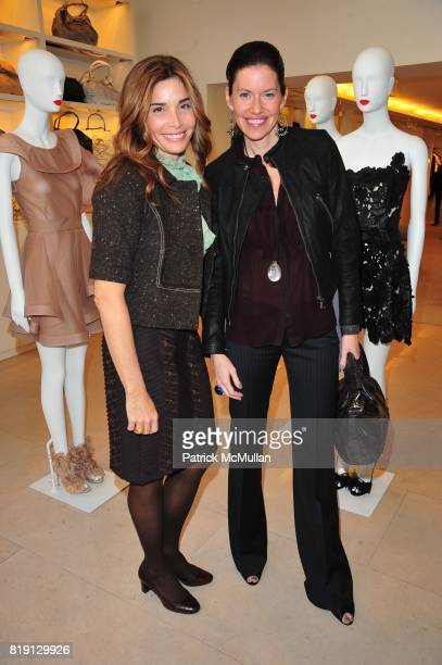and attend VALENTINO Spring/ Summer 2010 Collection Private Luncheon and Presentation hosted by Samantha Boardman Rosen Shala Monroque Danielle Ganek...