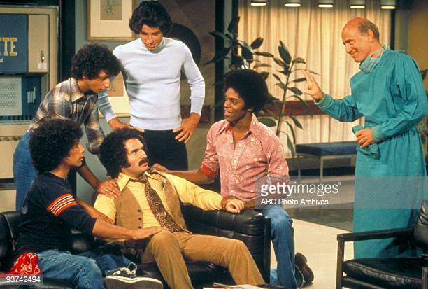 BACK KOTTER And Baby Makes Four Part II Season Three 9/15/77 Dr Melmann informed Gabe that he was the father of twin girls Robert Hegyes Ron Palillo...