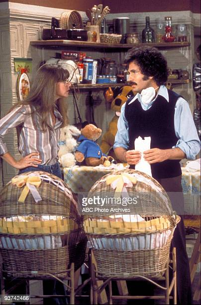 BACK KOTTER And Baby Makes Four Season Three 9/29/77 Julie and Gabe welcomed twin daughters Rachel and Robin