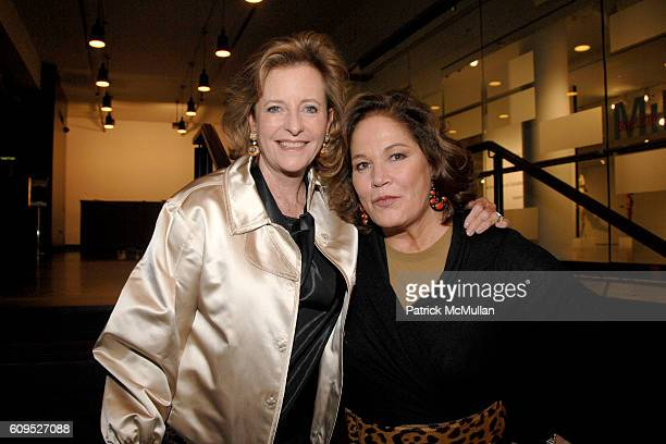 and Barbara de Kwiatkowski attend INTERVIEW MAGAZINE DIANE VON FURSTENBERG and W HOTELS Launch Party for BOB COLACELLO's new book OUT at Milk Studios...