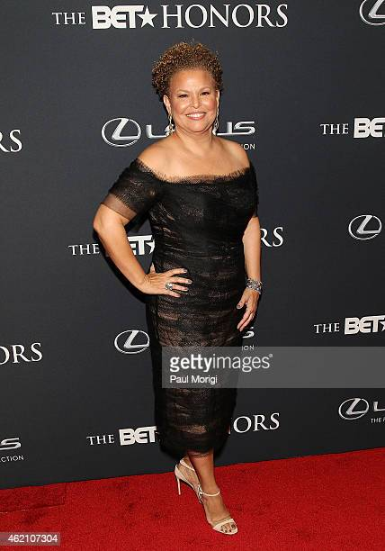 And Chairman of BET Debra L. Lee attends the 2015 BET Honors at the Warner Theatre on January 24, 2015 in Washington, DC.