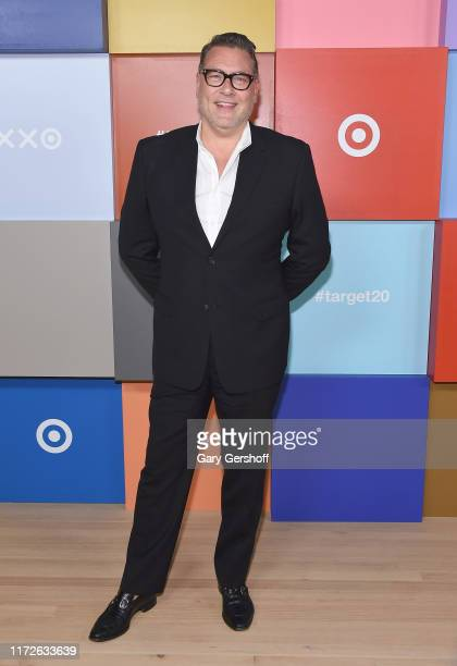EVP and Chief Marketing Officer for Target Mark Tritton attends the Target 20th Anniversary Collection red carpet hosted by Livestream at Park Avenue...