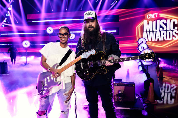 TN: 2021 CMT Music Awards - Rehearsals