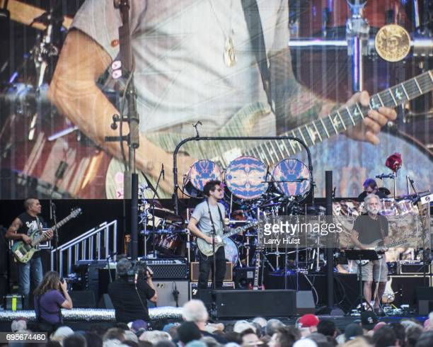 DEAD and CO brought their newest tour to the Folsom Field in Boulder CO on June 9 2017