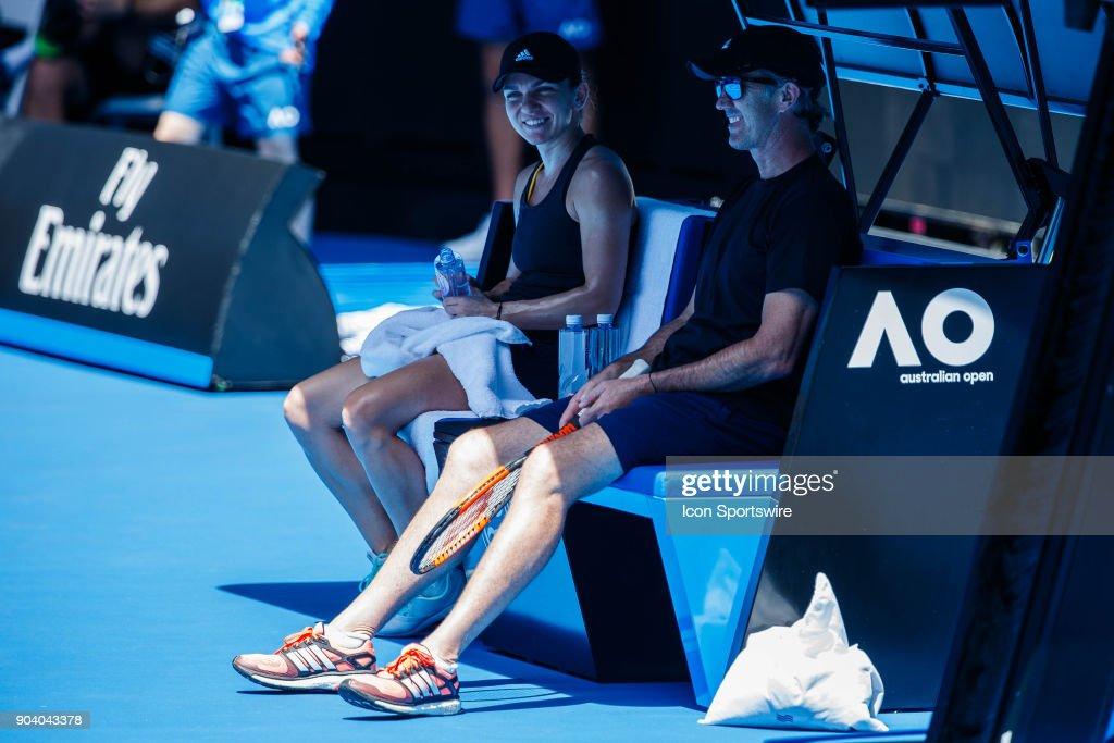 TENNIS: JAN 11 Australian Open : News Photo