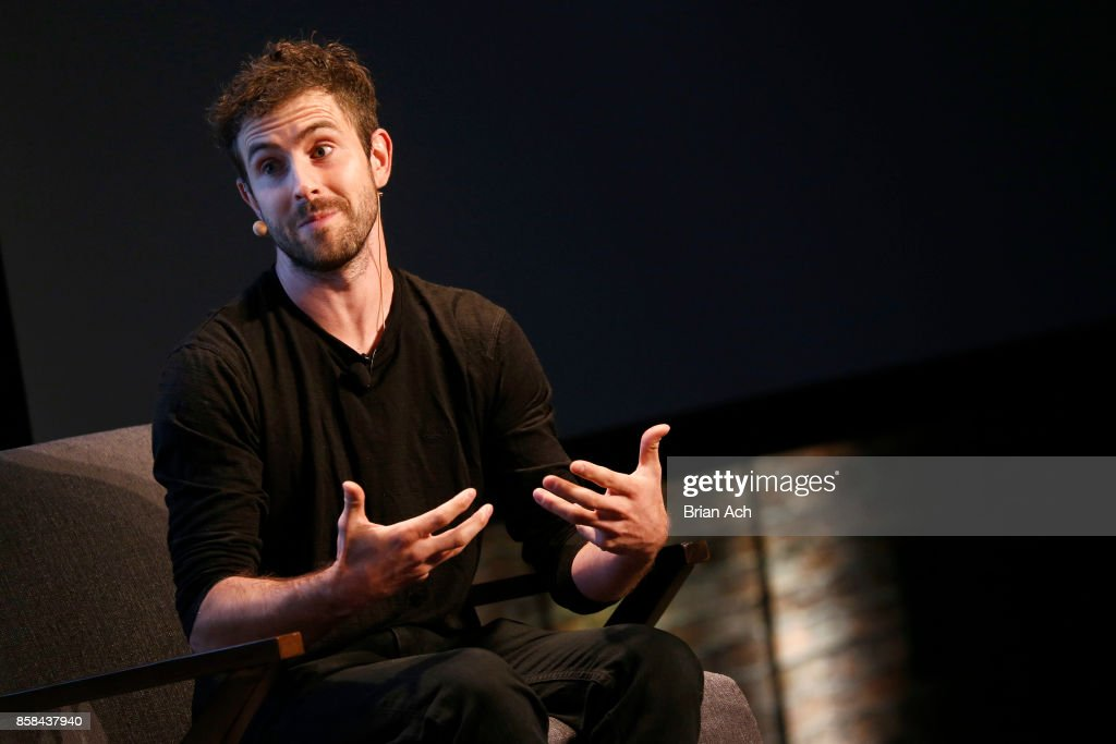 CEO and Co-Founder of Zipline Keller Rinaudo speaks onstage during the 2017 New Yorker TechFest at Cedar Lake on October 6, 2017 in New York City.
