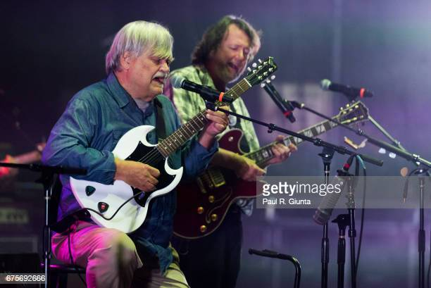 and Col Bruce Hampton and John Bell perform on stage during Hampton 70 at The Fox Theatre on May 1 2017 in Atlanta Georgia
