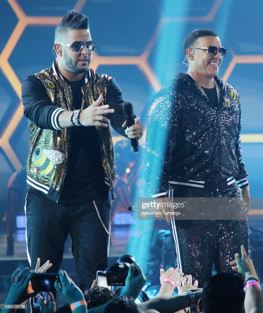 Univision's Premios Juventud 2018