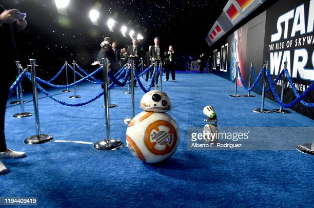 """And D-O arrive for the World Premiere of """"Star Wars: The Rise of Skywalker"""", the highly anticipated conclusion of the Skywalker saga on December 16,..."""