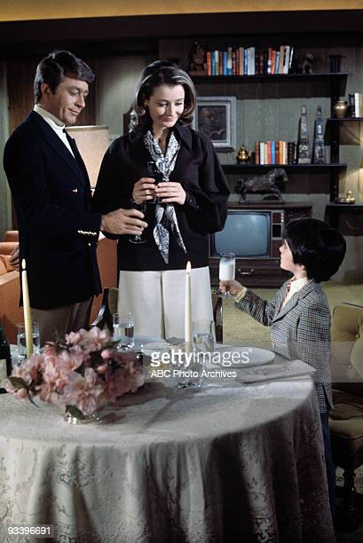 S FATHER And Eddie Makes Three Season One 10/1/69 Bill Bixby Diana Muldaur Brandon Cruz on the Walt Disney Television via Getty Images Television...