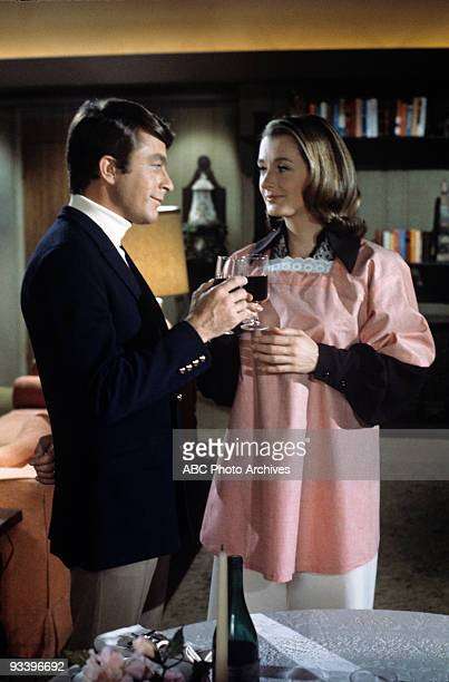 S FATHER And Eddie Makes Three Season One 10/1/69 Bill Bixby Diana Muldaur on the Walt Disney Television via Getty Images Television Network comedy...
