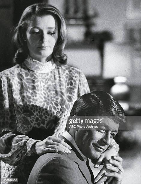 S FATHER And Eddie Makes Three Season One 10/1/69 Diana Muldaur Bill Bixby on the Walt Disney Television via Getty Images Television Network comedy...