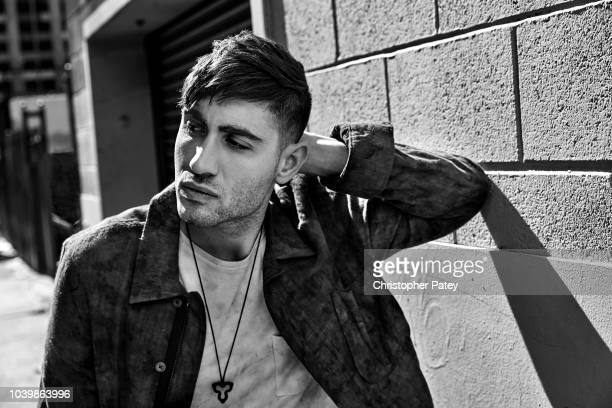 DJ and electronic dance music producer 3LAU aka Justin Blau is photographed on March 6 2018 in Los Angeles California