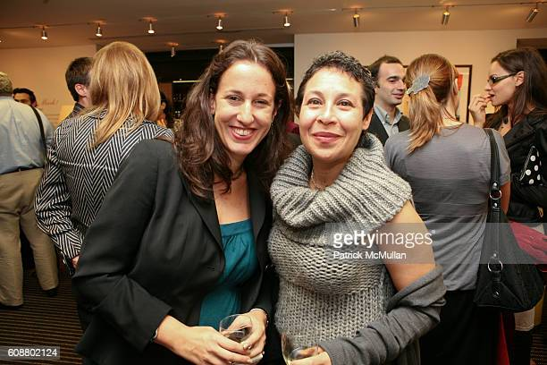 and Elizabeth Ungar attend HIGH TEA FOR THE PREMIERE OF GALERIE MARK HOSTED BY ALEXICO GROUP JACQUES GRANGE PIERRE PASSEBON at Gallerie Mark 992...