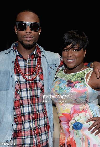 BOB and Ester Dean attend 20th Century Fox's Special Presentation Highlighting Its Future Release Schedule during CinemaCon the official convention...