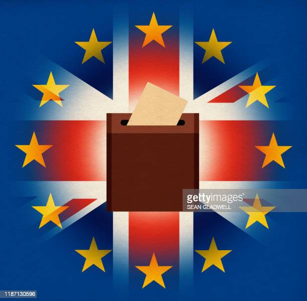 uk and europe brexit vote - vote leave campaign stock pictures, royalty-free photos & images