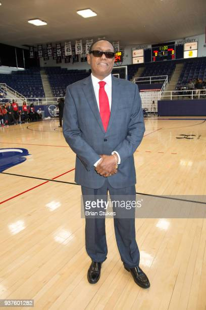 CEO and Founder James Scott attends Master P's Global Mixed Gender Basketball League Diabetes Health Initiative Game at Howard University Burr...