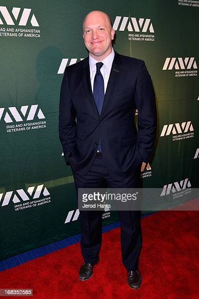 CEO and Founder of IAVA Paul Rieckhoff attends IAVA's fifth annual Heroes celebration at Mr C Beverly Hills on May 8 2013 in Beverly Hills California