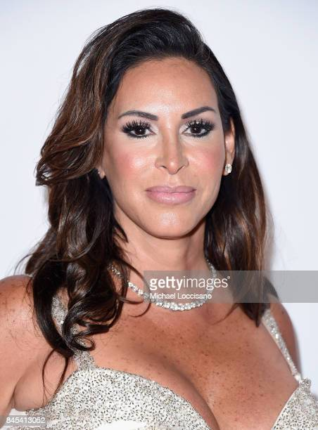 CEO and Founder of It's a 10 Haircare Carolyn Aronson attends the 2018 Miss America Competition Red Carpet at Boardwalk Hall Arena on September 10...