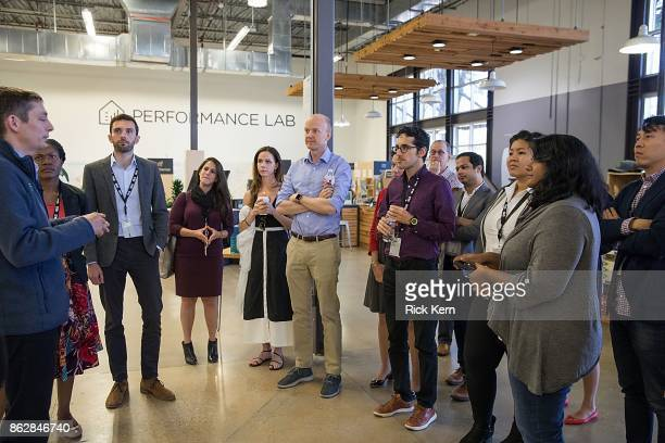 CEO and Founder of TreeHouse Jason Ballard Misan Rewane GLG Social Impact Fellowship Manager Rachel Wald Barbara Bush GLG CEO Alexander SaintAmand...